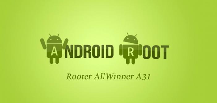 Root_Allwinner_A31