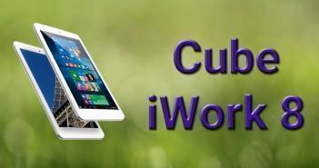 Cube Iwork 8 Cherry Trail