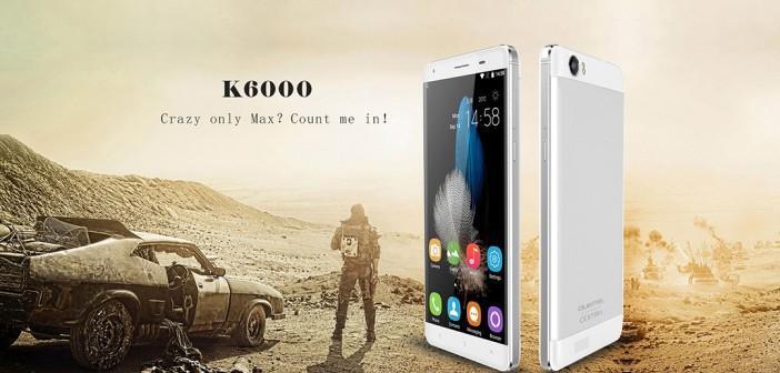 Oukitel K6000