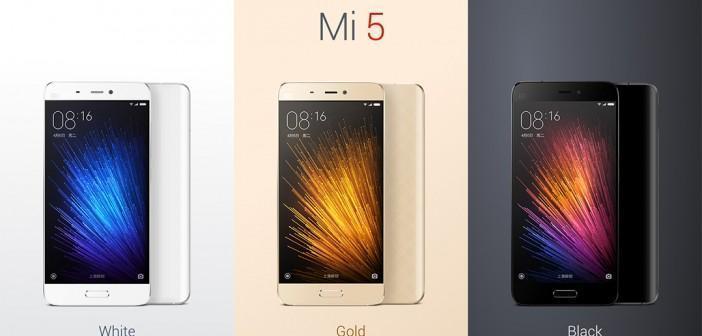 Xiaomi Mi5 Bon Plan Gearbest