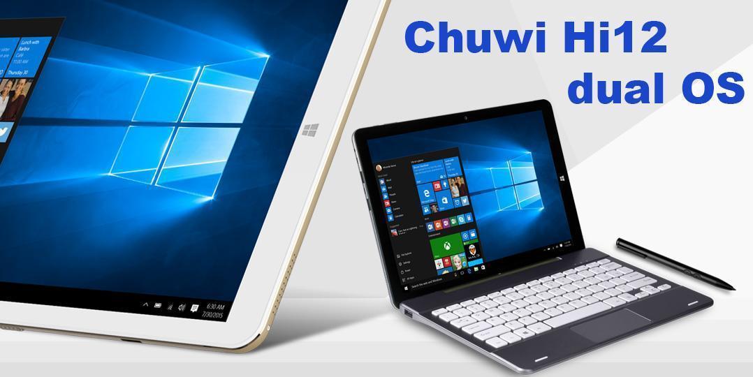 chuwi hi12 dual os tablette tablette et. Black Bedroom Furniture Sets. Home Design Ideas