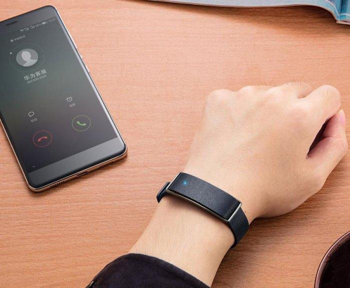 Huawei Honor Band A1_montre connectée_08