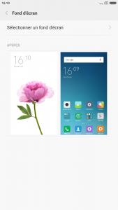 Xiaomi Mi Max Interface