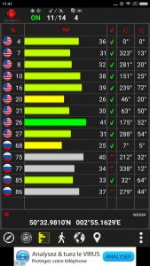Xiaomi Mi Max GPS