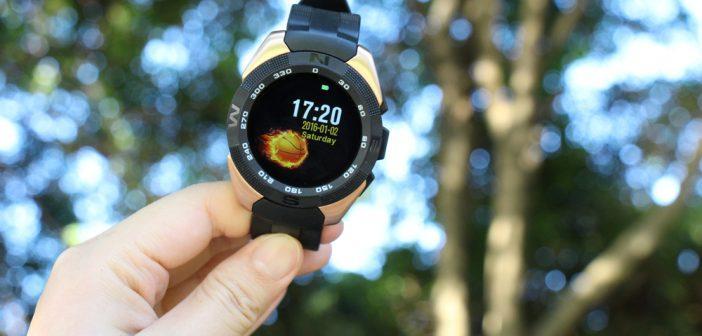 NO.1 G5 : Une smartwatch a petit prix