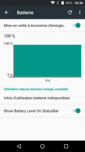 Bluboo Maya Max Batterie