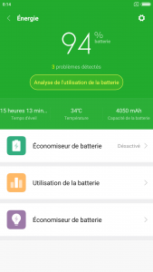 Xiaomi Redmi Note 4 Batterie