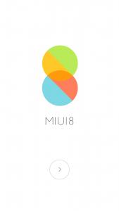Xiaomi Redmi Note 4 OS MIUI 8