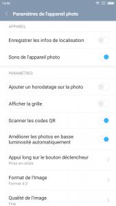 Xiaomi Redmi Note 4 Application Photo