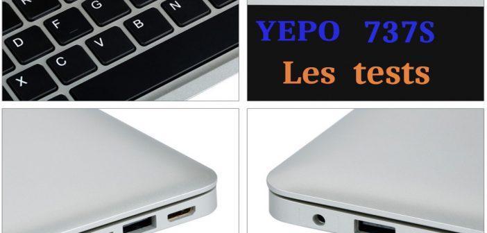 Yepo 737S: les tests