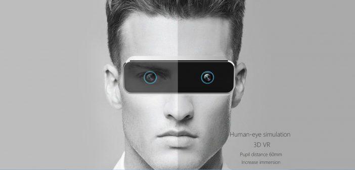 Casque à réalité virtuelle BOBOVR S2