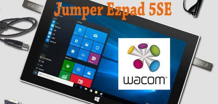 Jumper Ezpad 5SE, mes tests