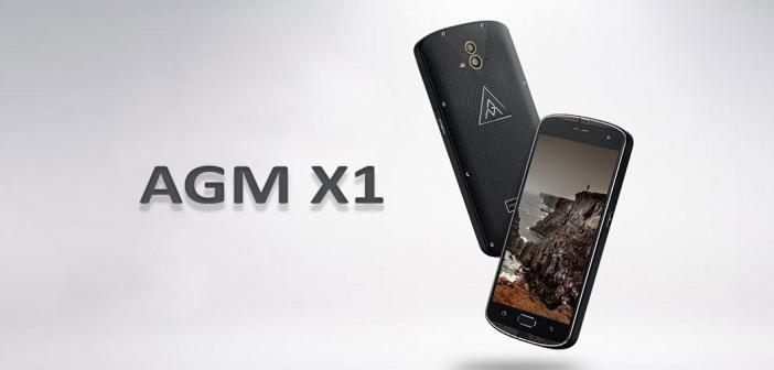 AGM X1 : présentation et tests