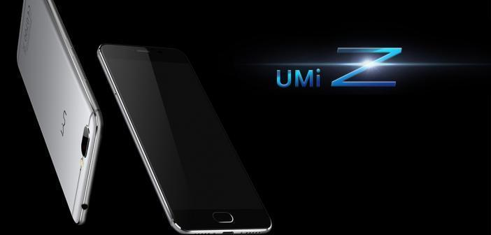 Umi Z : prise en main et tests