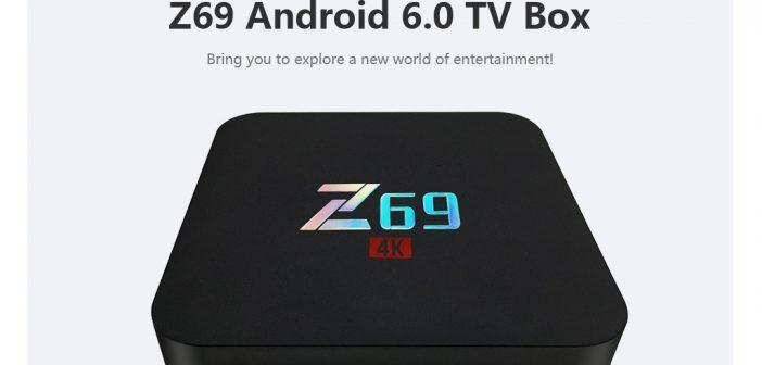 Smart Tv Box Z69