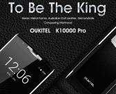 Oukitel K10000 Pro : une batterie énorme de plus de 10 000 mAh