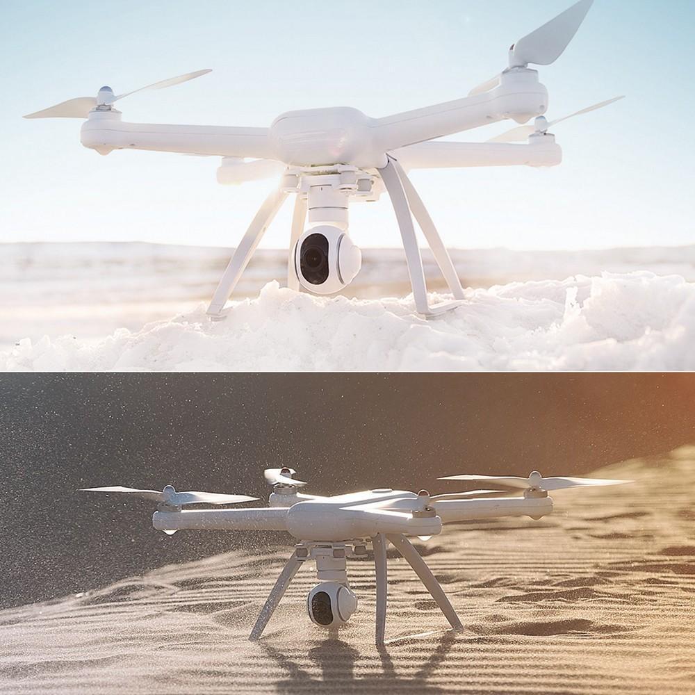 Drone Quadcopter Xiaomi Mi 4k Wifi Fpv Rc Tablette
