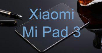 Bon plan Xiaomi Mi Pad 3 pour 195€!