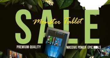 Bons plans tablettes soldées