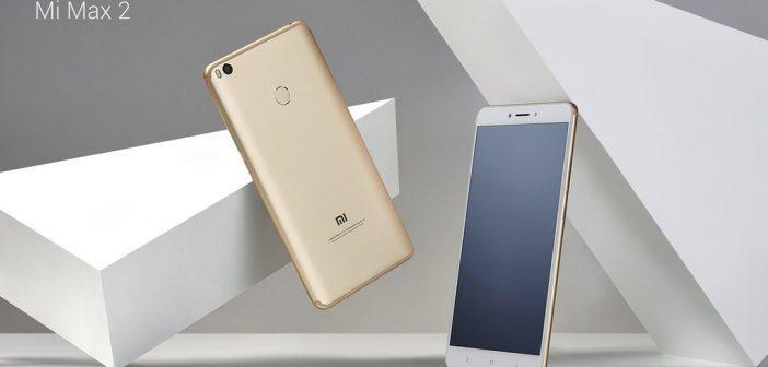Xiaomi Mi Max 2 : présentation et prise en main