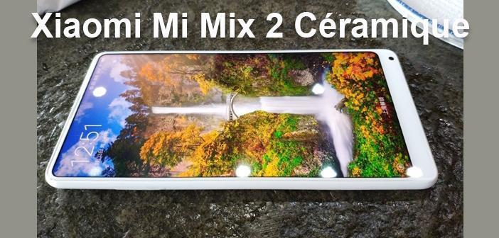 Xiaomi Mi Mix 2 Céramique