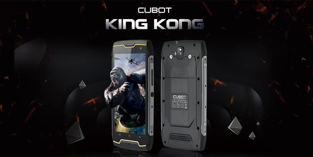 cubot kingkong un smartphone 3g tout terrain tablette. Black Bedroom Furniture Sets. Home Design Ideas