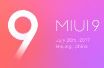 MIUI 9 Global Stable