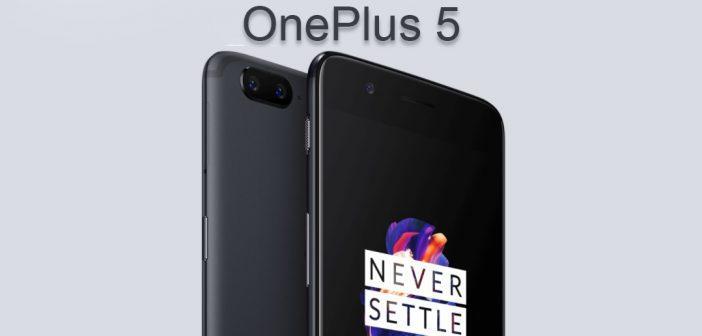 OnePlus 5 est en rupture de stock, le lancement d'un OnePlus 5T est-il imminent?