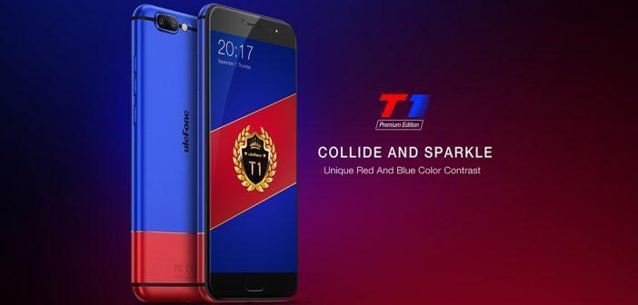 Ulefone T1 Premium Edition : pour ceux qui aiment la couleur
