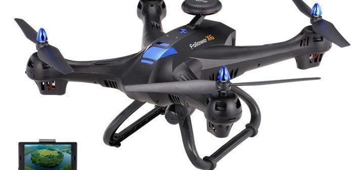 X183GPS 5.8G FPV Drone – RTF