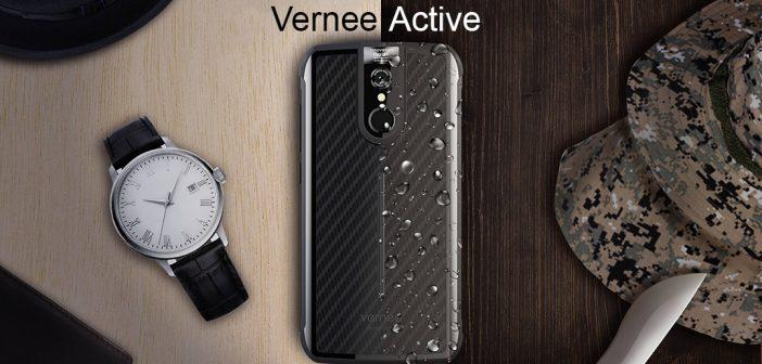 Vernee Active : design atypique pour un smartphone robuste