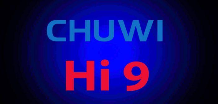 Chuwi Hi9 pour fin décembre.