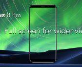 Uhans i8 Pro : écran 18:9, SoC Helio P23 et 6 Go de RAM