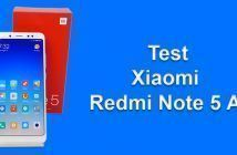 Test du Xiaomi Redmi Note 5 AI