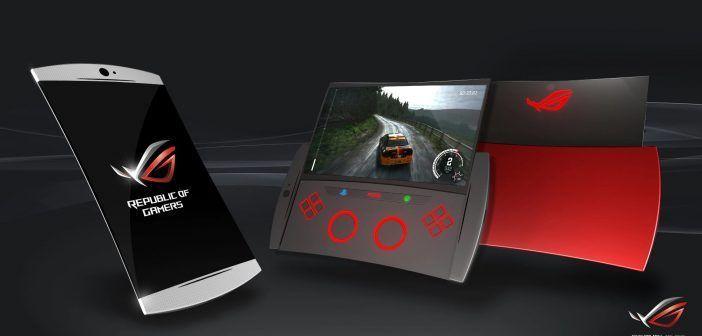 ASUS ROG Smartphones annoncé pour le COMPUTEX 2018