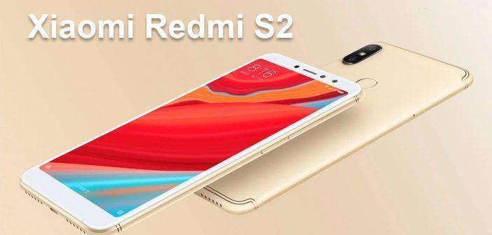 Xiaomi Redmi S2 est officiel : «selfie phone» à petit prix