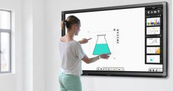 écran interactif Android : tablette tactile géante