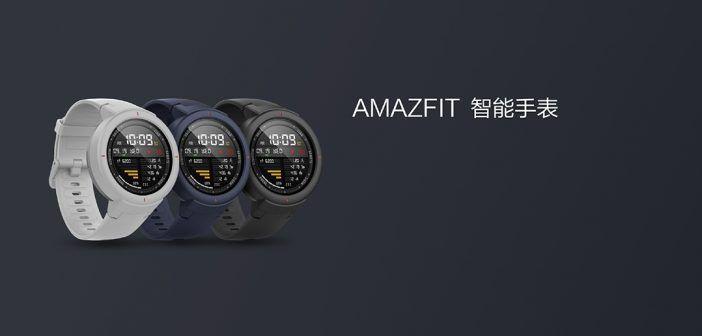 Xiaomi Huami Amazfit Verge vs Amazfit Stratos vs Amazfit Bip