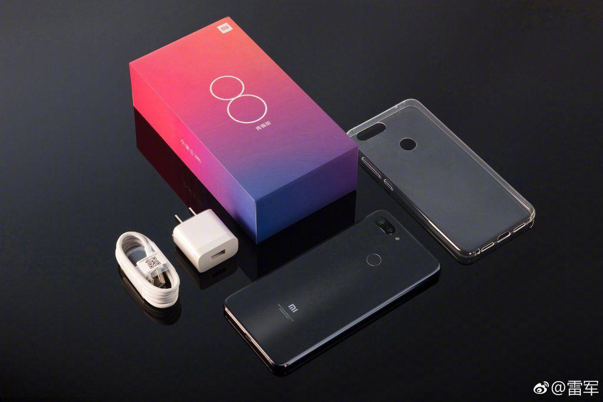Xiaomi Mi 8 Lite Snapdragon 660 233 Cran 6 26 Pouces Et