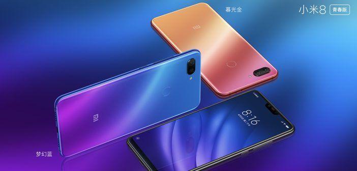 Xiaomi Mi 8 Lite : Snapdragon 660, écran 6.26 pouces et double capteur photo