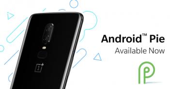 OnePlus 6 : Android 9.0 Pie en version finale en cours de déploiement