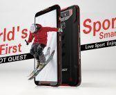 Cubot Quest : le premier smartphone sportif au monde ?!