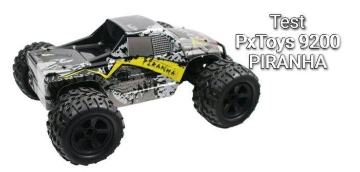 PxToys 9200 PIRANHA 4×4 Truggy RTR