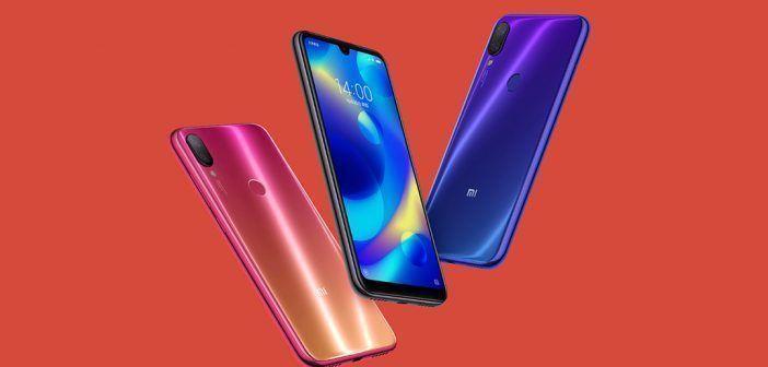 Xiaomi Mi Play : pas pour l'Europe