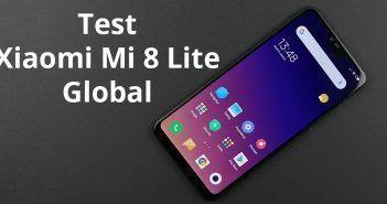 Test du Xiaomi Mi 8 Lite