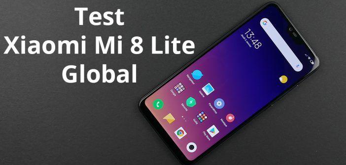 Test du Xiaomi Mi 8 Lite Global : l'excellence à prix maîtrisé