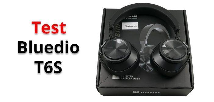 Bluedio T6S : excellent rapport qualité / prix
