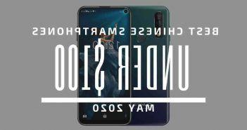Top des trois meilleurs téléphones chinois – mai 2020
