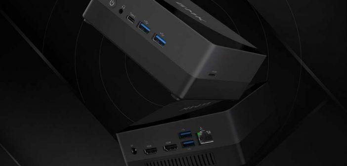 mini PC GMK NucBox2, un Core i5 à moins de 350€