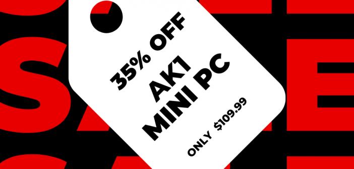 Mini PC AcePC en solde!